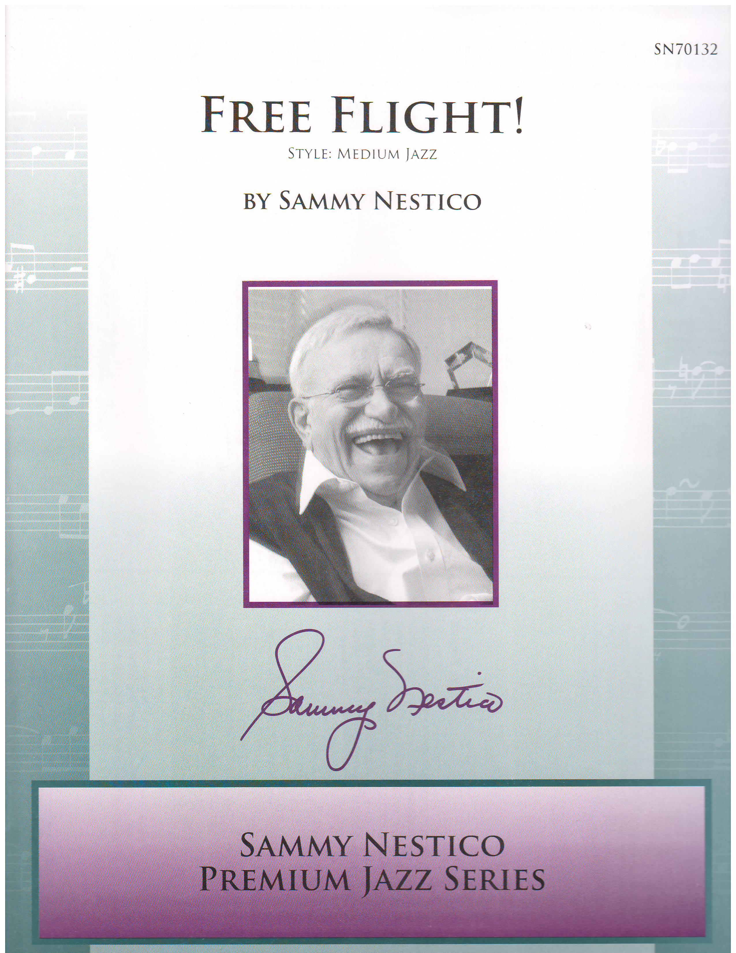 FREE FLIGHT - By Composer / Performer, Jazz Ensemble (Big Band