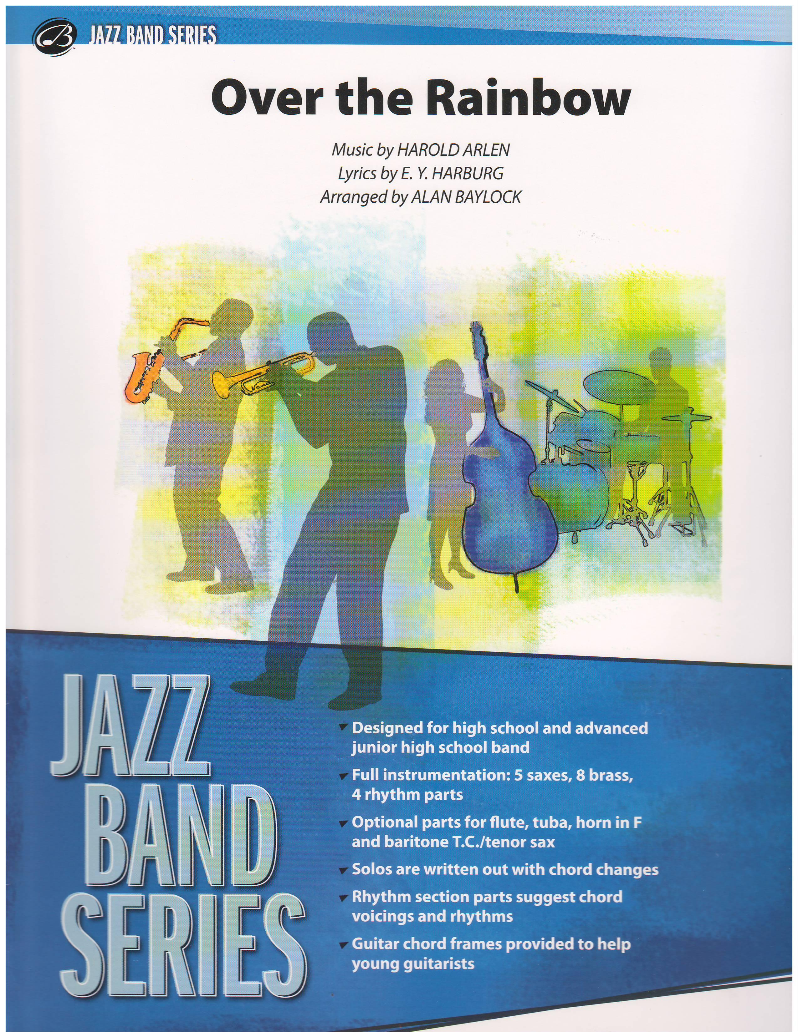 Over The Rainbow Ballads Festival Series Jazz Ensemble Big Band