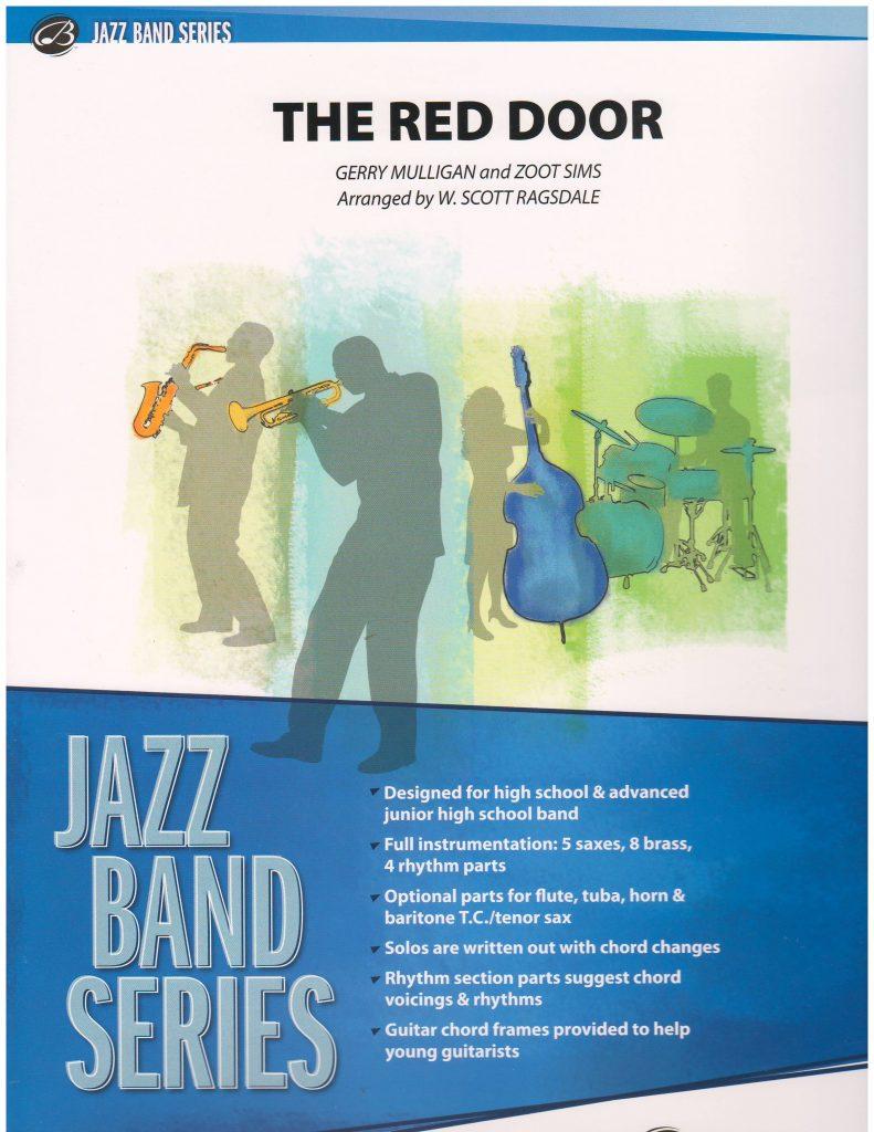 Red Door The Festival Series Jazz Ensemble Big Band Mulligan