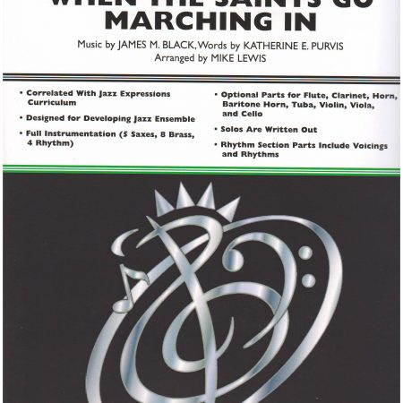 WHEN THE SAINTS GO MARCHING IN - Growing Bands, Jazz