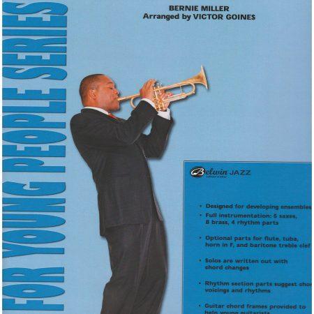 2 Altos, 2 Tenors, Bari Sax, 4 Trumpets, 4 Trombones, Guitar, Piano