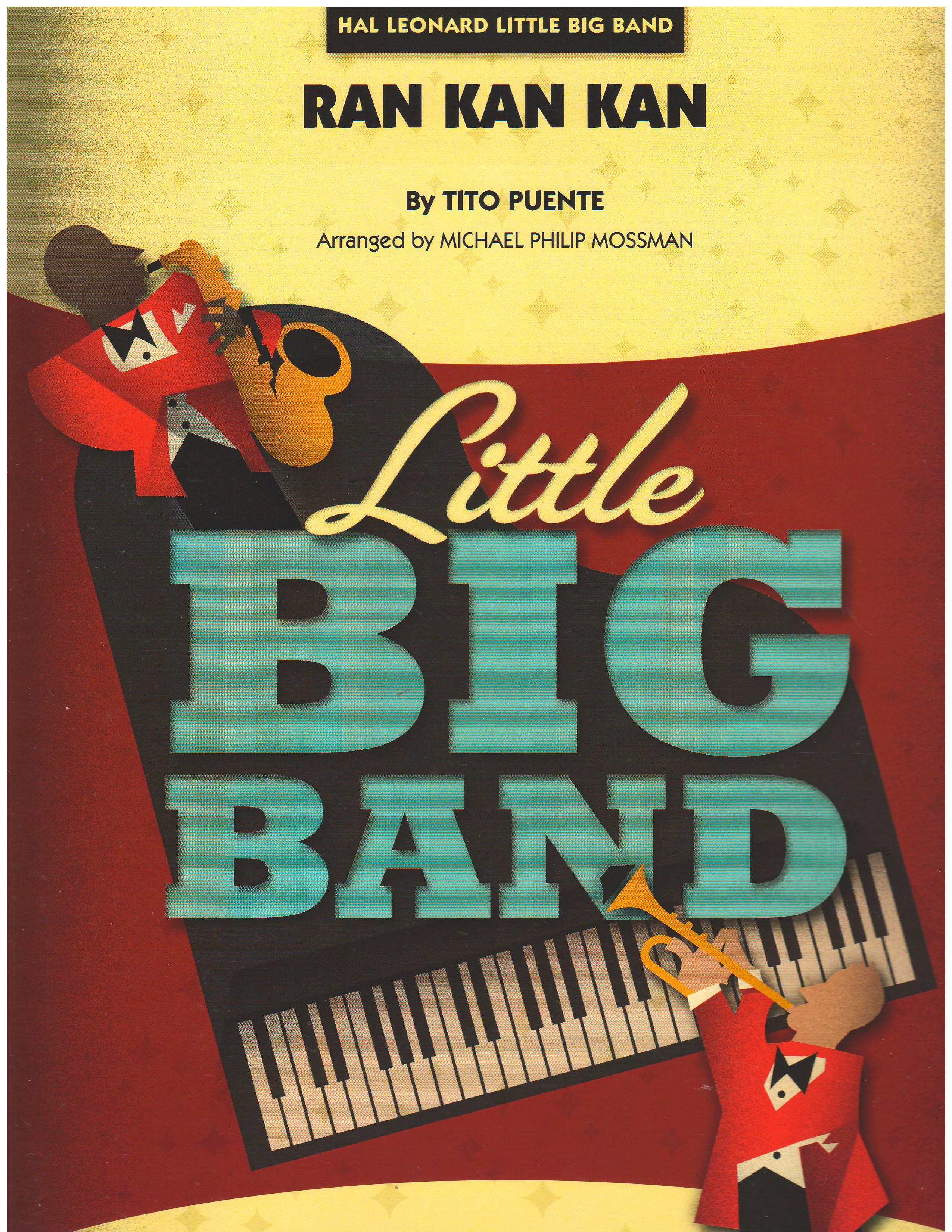 RAN KAN KAN (Little Big Band) - Jazz Combo / Small Ensembles, Little