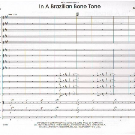Trombone Section Feature Archives - Marina Music