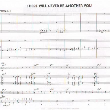 Alto sax, Tenor sax, Bari sax (or trombone), Trumpet 1