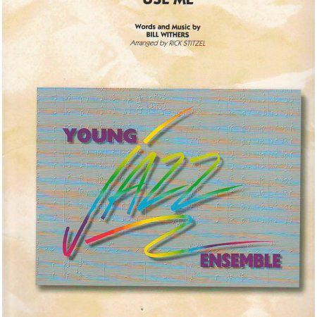Use Me Jazz Ensemble Big Band Popular Titles For Growing Bands