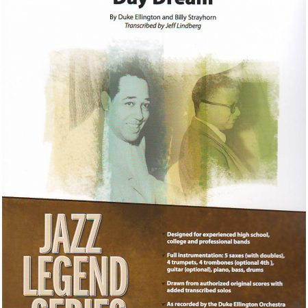 DAY DREAM - By Composer / Performer, Ellington, Duke, Jazz Ensemble