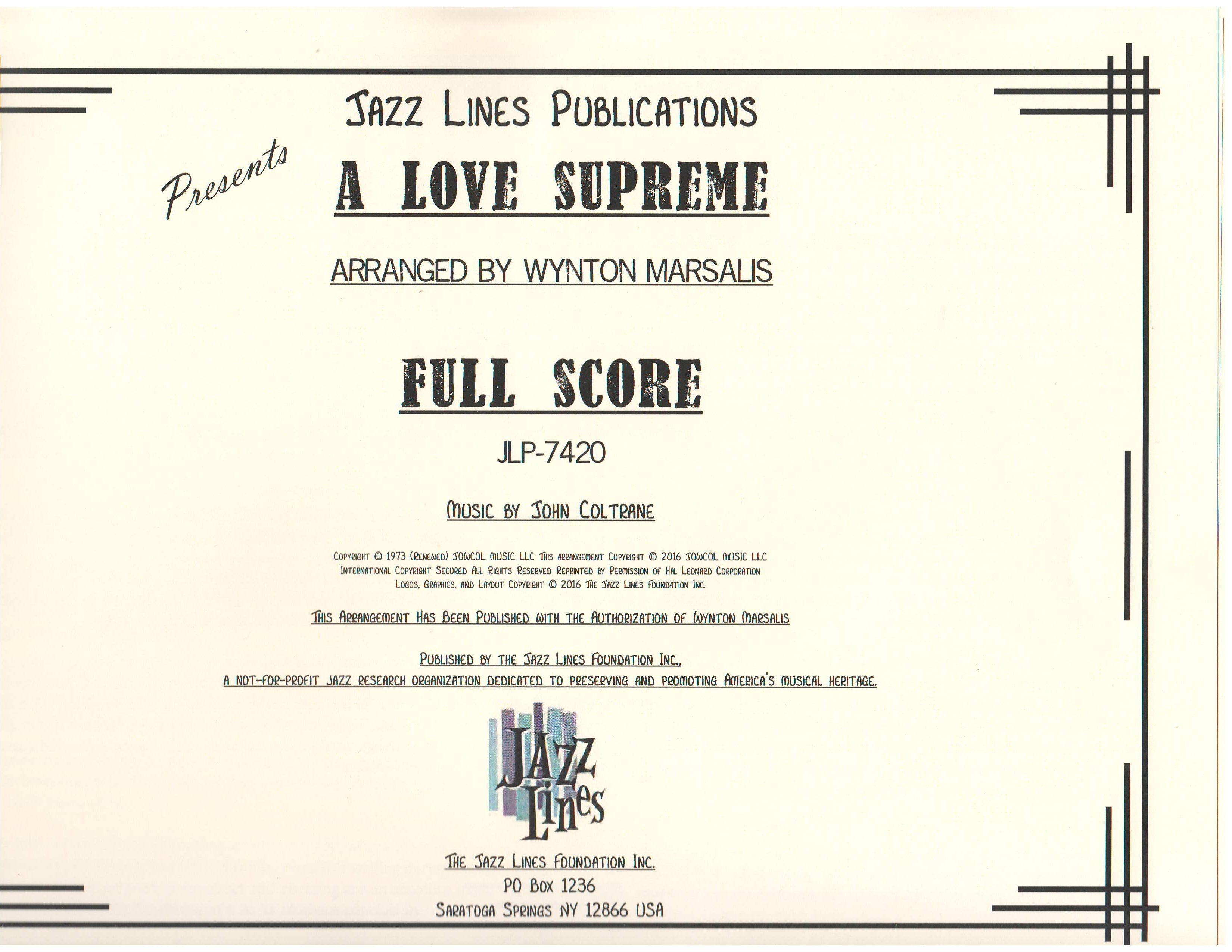 """dd6bde7b20a4 Be the first to review """"LOVE SUPREME"""