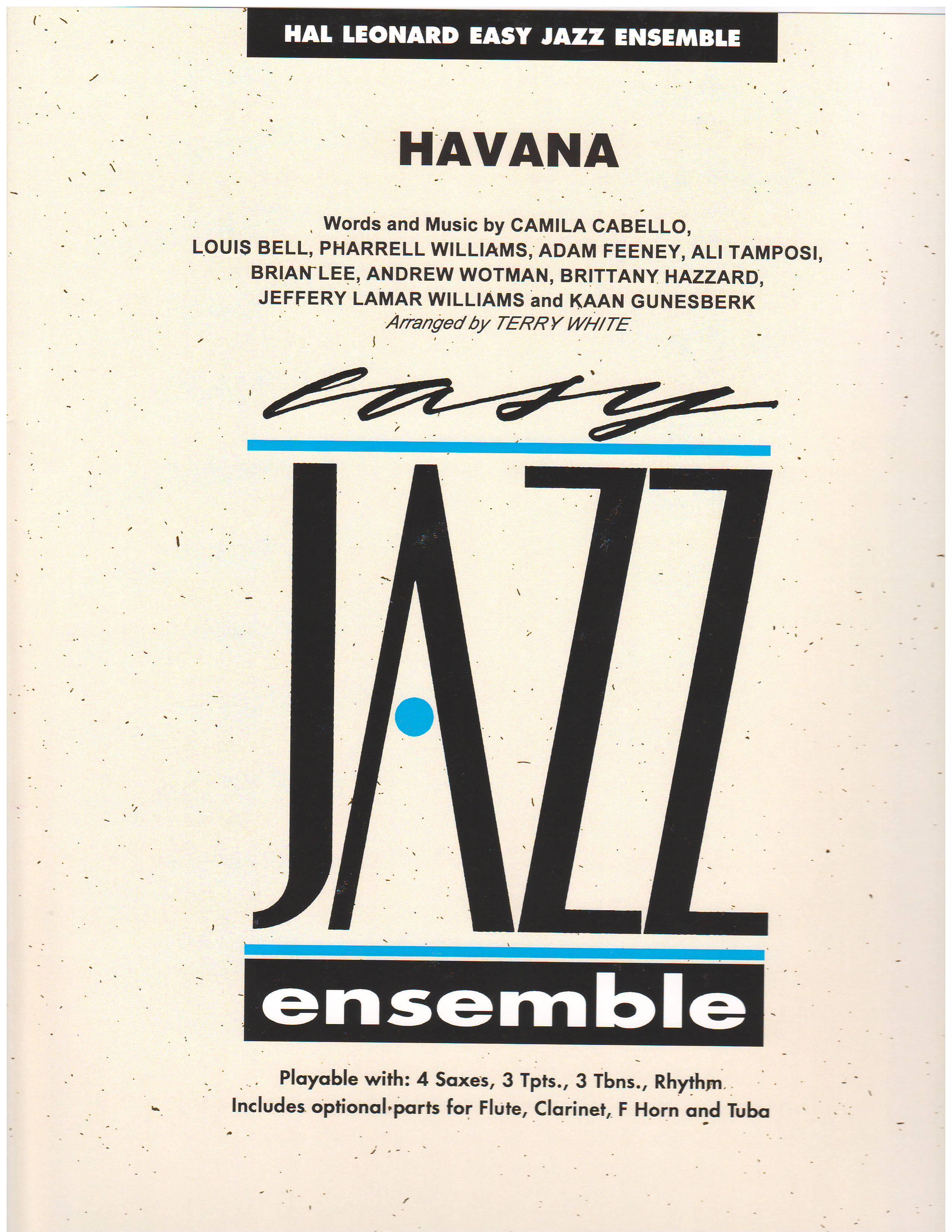 HAVANA - Jazz Ensemble (Big Band), New Releases (2019